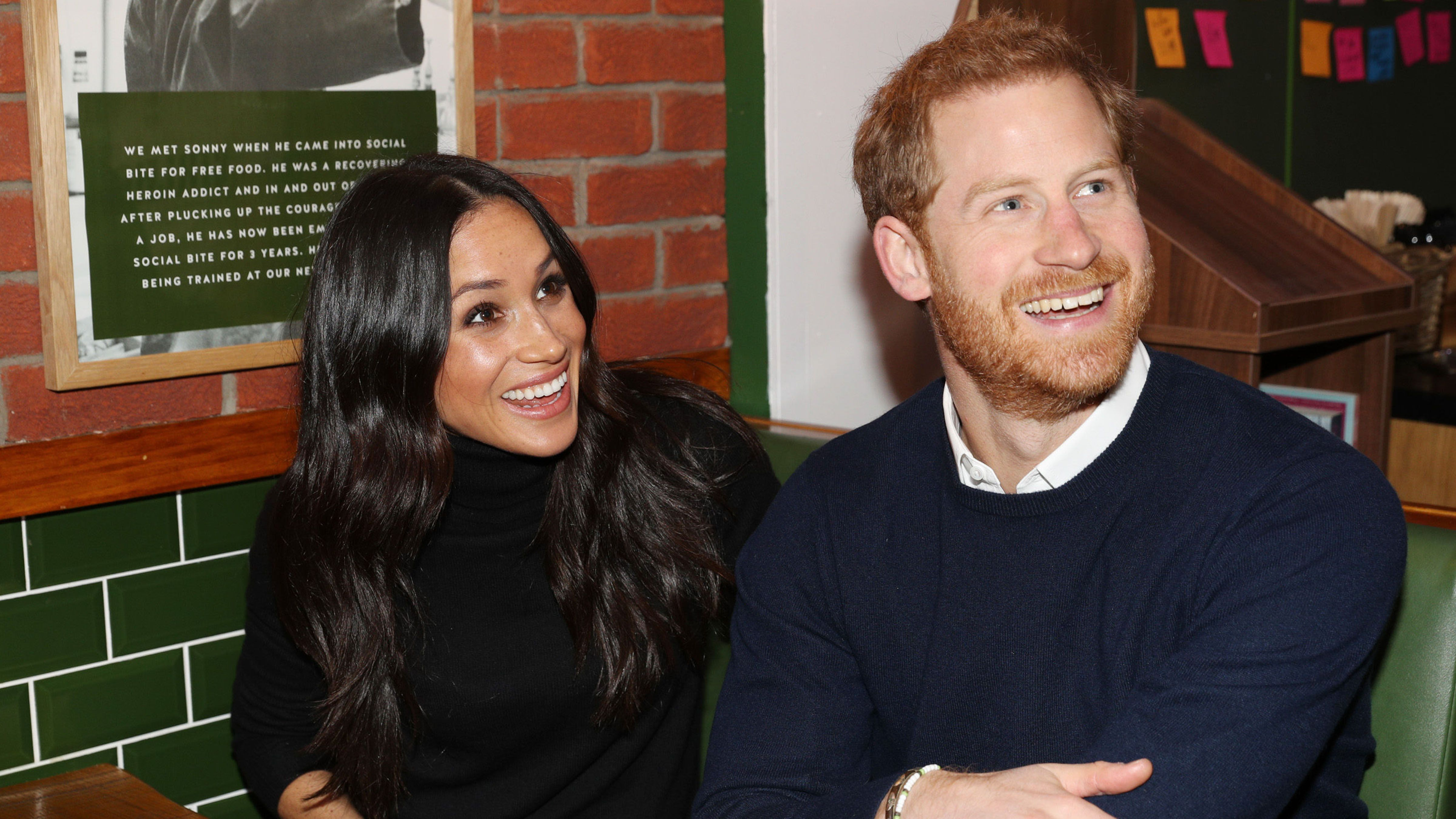 Meghan Markle Made a Good Place Joke About Meeting Prince Harry