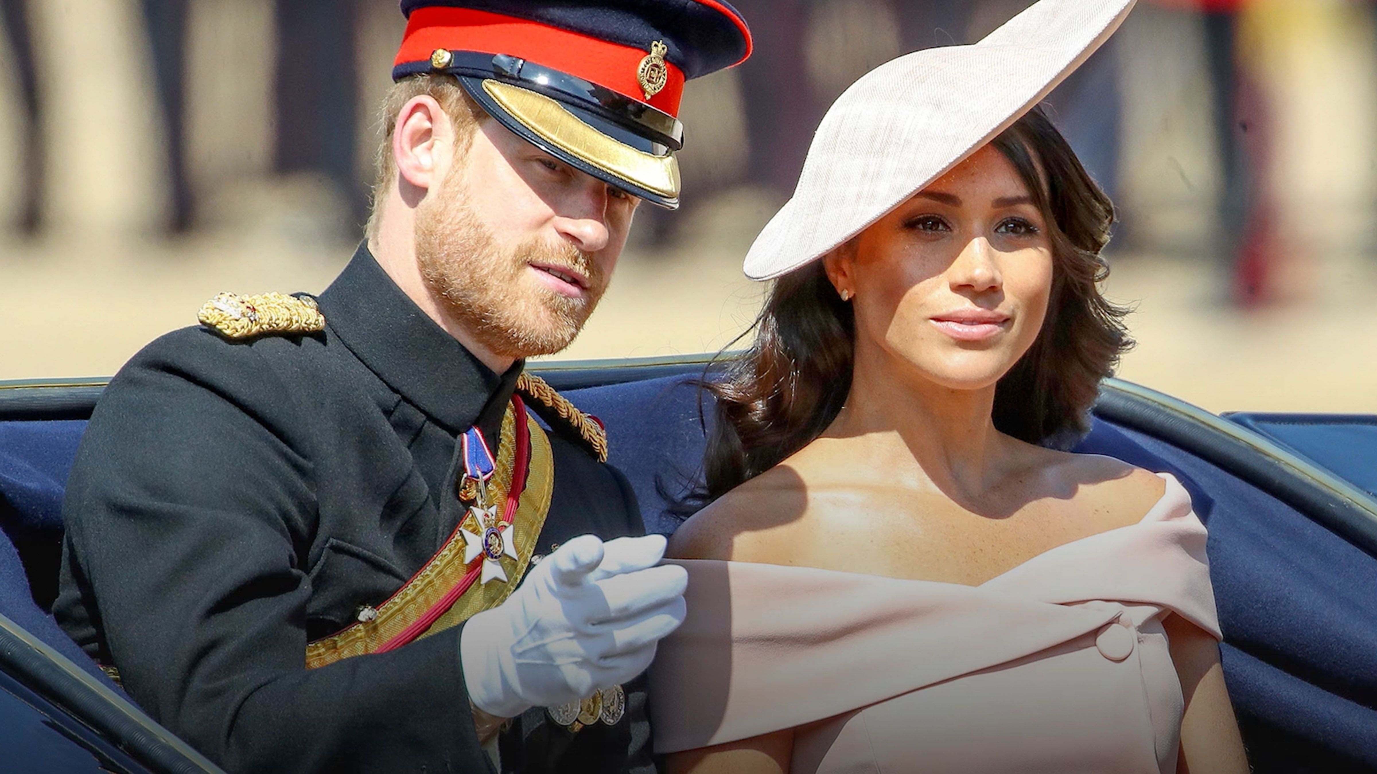 """Meghan Markle Calls Prince Harry By the Adorable Nickname """"H"""""""