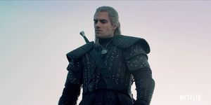 Henry Cavill, The Witcher