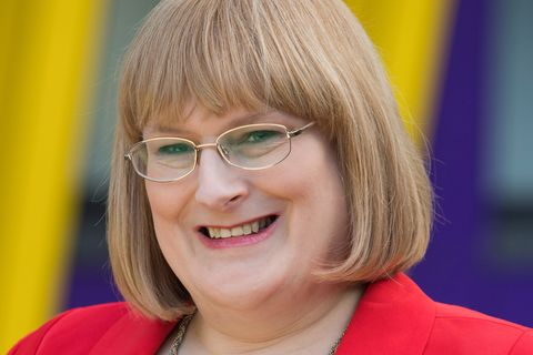 annie wallace as sally st claire in hollyoaks