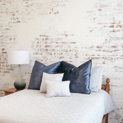 how to diy a brick wall