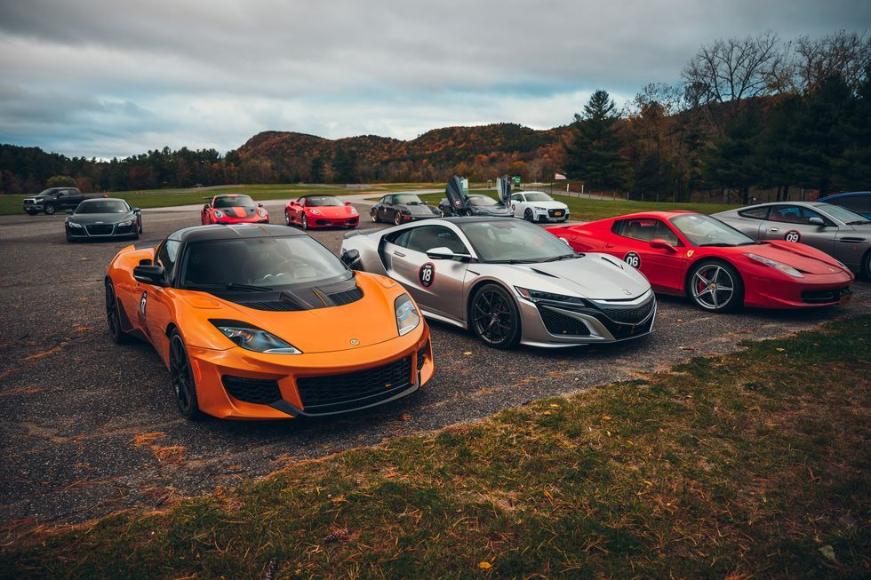 Join Road & Track This Fall for a Four-Day Rally to Lime Rock Park