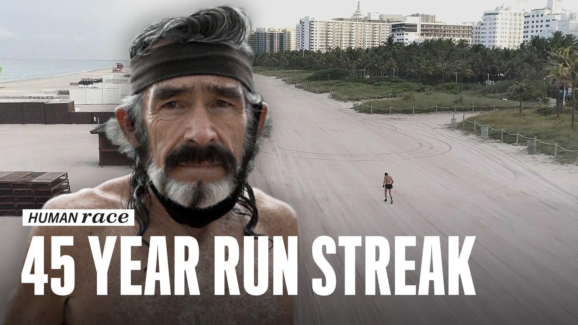 Human Race: Raven's 45 Year Run Streak