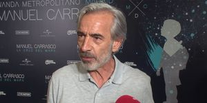 Imanol Arias, actor, deudas hacienda, actores morosos, Serie Cuentamé, Ana Duato