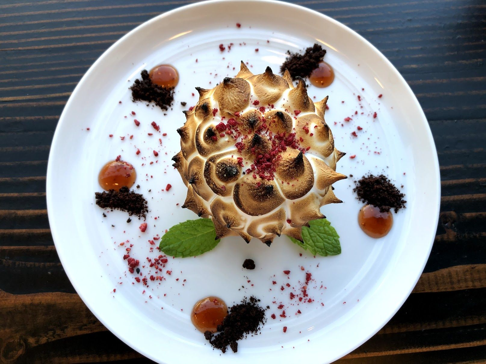 This Café Is Known For Their Gorgeous Desserts