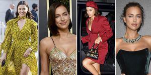 Irina Shayk, Modelo, Top, Oscar 2019, globos de oro 2019, Bradley Cooper, Lady Gaga, romance Bradley Cooper