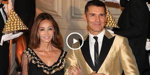 Jesús Vázquez, Isabel Preysler, Ferrero Roche 30 años, Isabel Pantoja, Idol Kids, Campanadas 2019 Tele 5