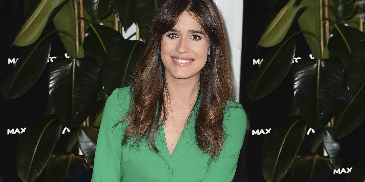 Isabel Jiménez, Sara Carbonero, Presentadora informativos, informativos tele 5, maternidad, embarazo