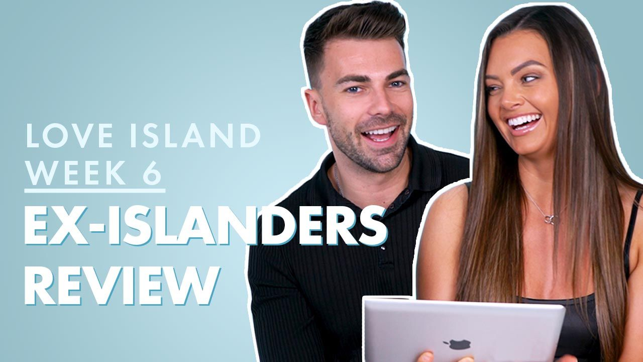 Love Island's Kendall and Sam's thoughts on Michael and Amber getting back together