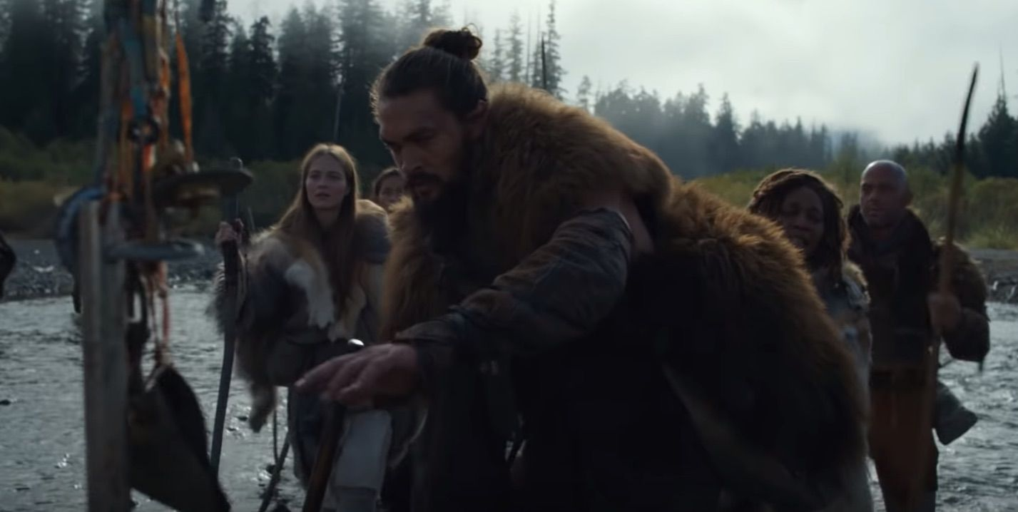 Game of Thrones' Jason Momoa Channels His Khal Drogo Fury in First Look at His New Show 'See'