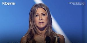 jennifer aniston friends discurso