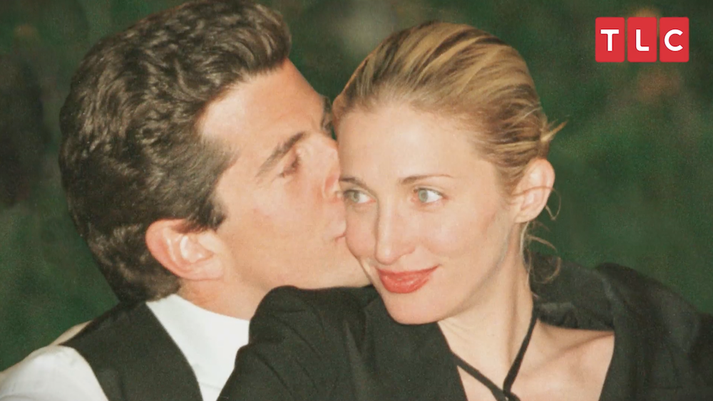 Watch a Never-Before-Seen Clip of John F. Kennedy Jr. Toasting Carolyn Bessette at Their Wedding