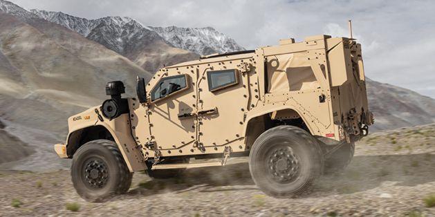 El 4x4 del ejército de EEUU que triunfa en el mundo se llama Joint Light Tactital