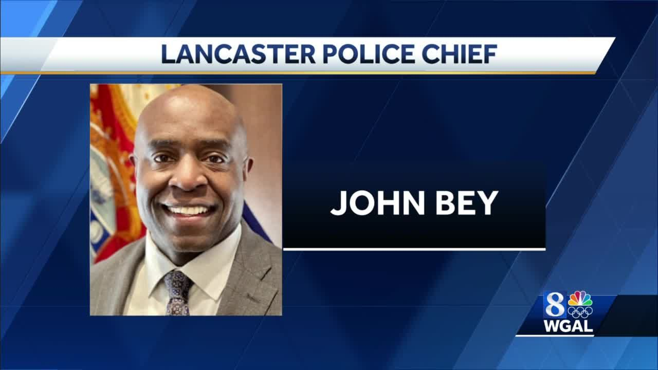 New police chief appointed in Lancaster
