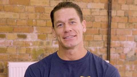 John Cena On Wwe His New Movie Playing With Fire And