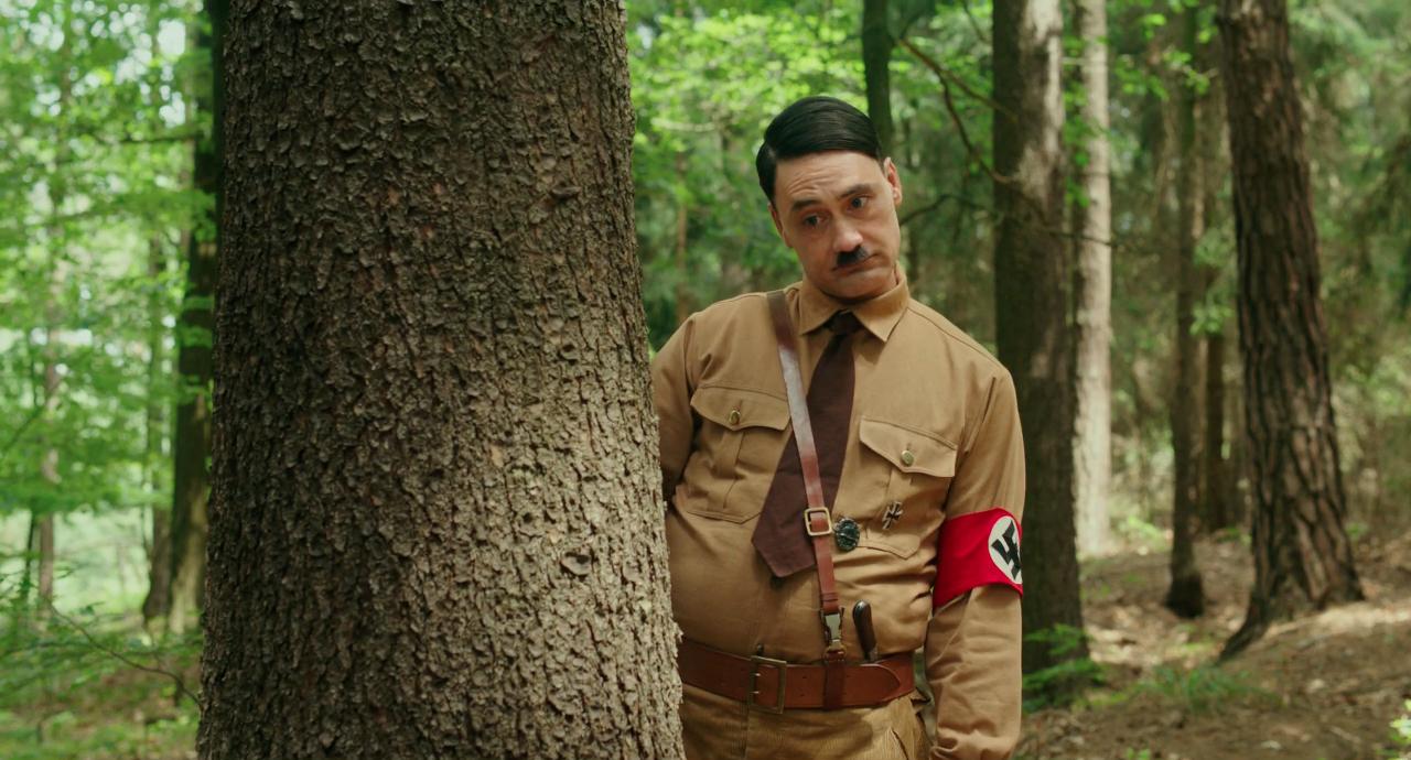 Taika Waititi es Hitler en Jojo Rabbit - Festival de Toronto
