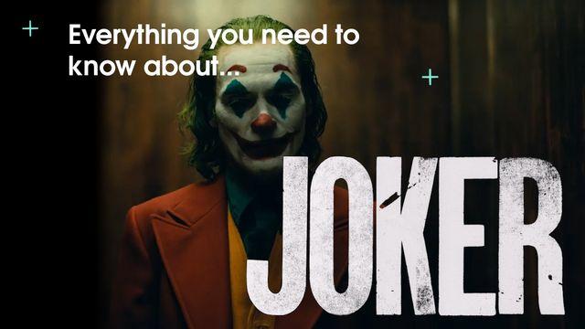 Joker trailer, release date, plot, cast