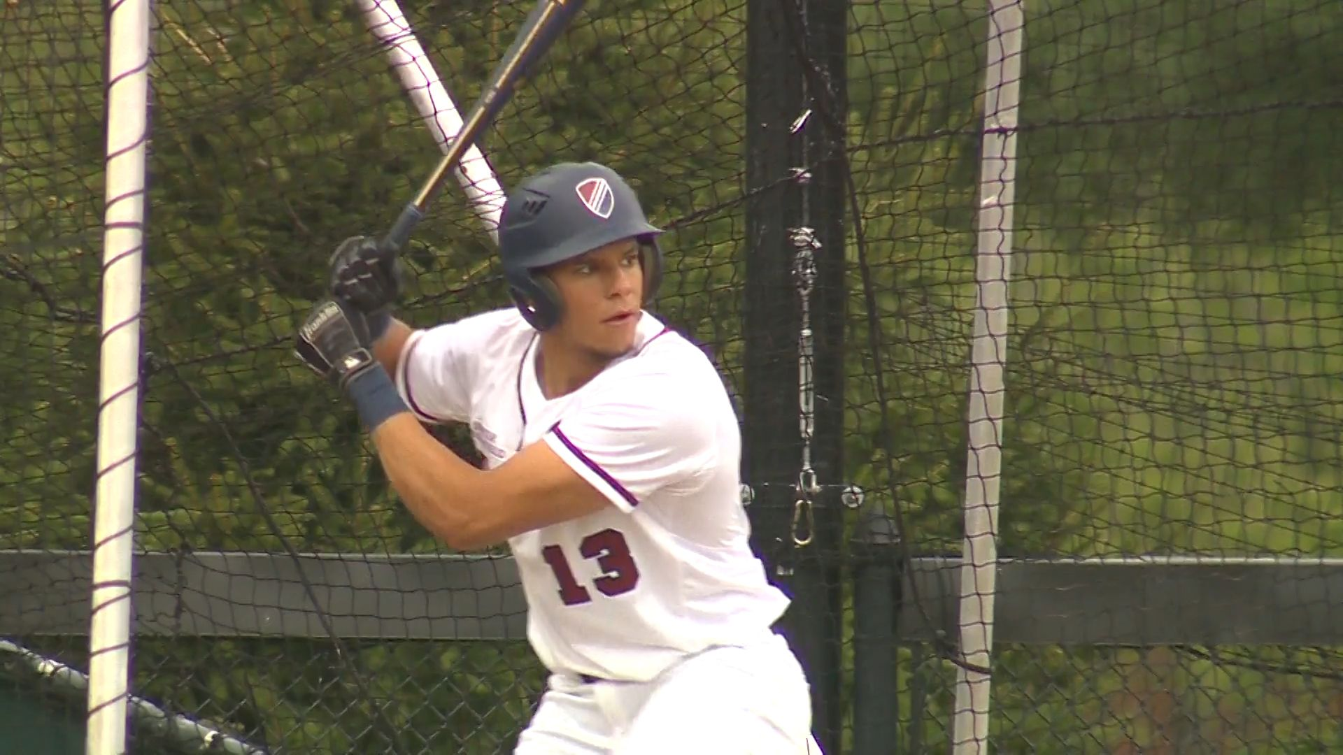 Meet Josh Baez, a 17-year-old from Massachusetts who is drawing dozens of big league scouts