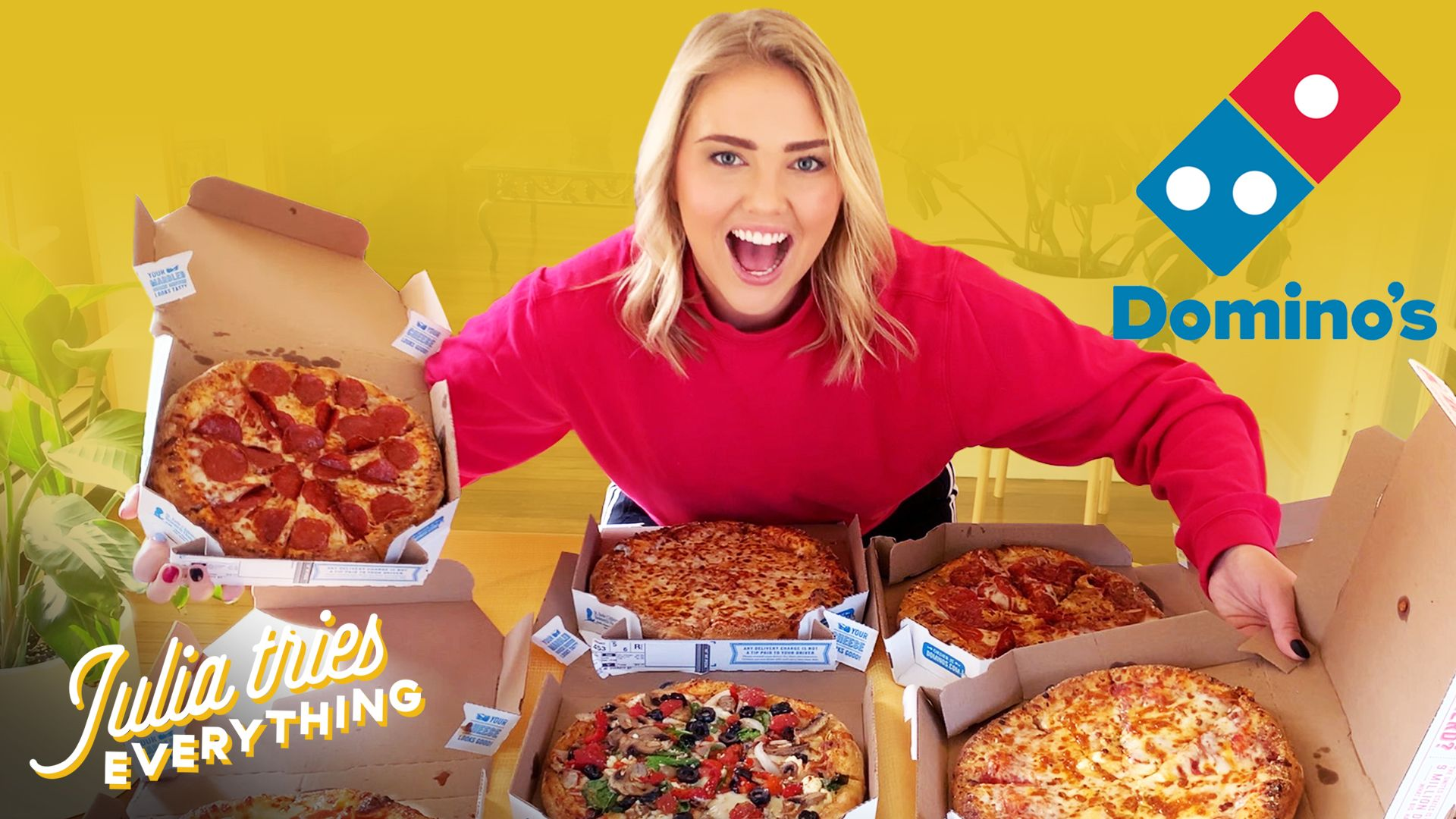 I Tried Everything From Domino S Pizza This Is What S Worth Your Money