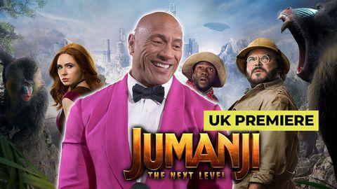 Jumanji The Next Level Stream And Watch Full Film Online
