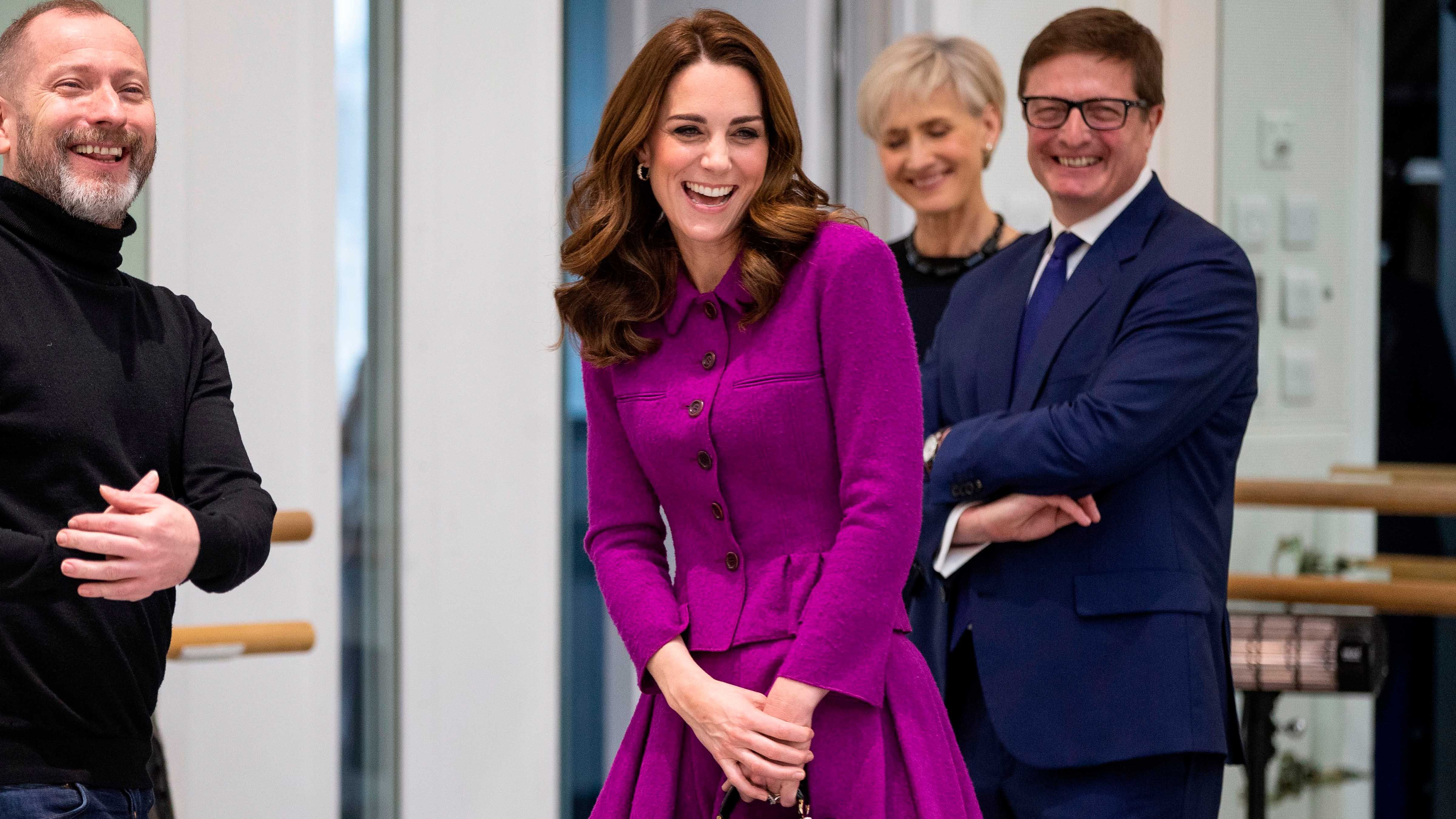 Kate Middleton's Old Friend Reveals What the Duchess Is Like When She's Tipsy
