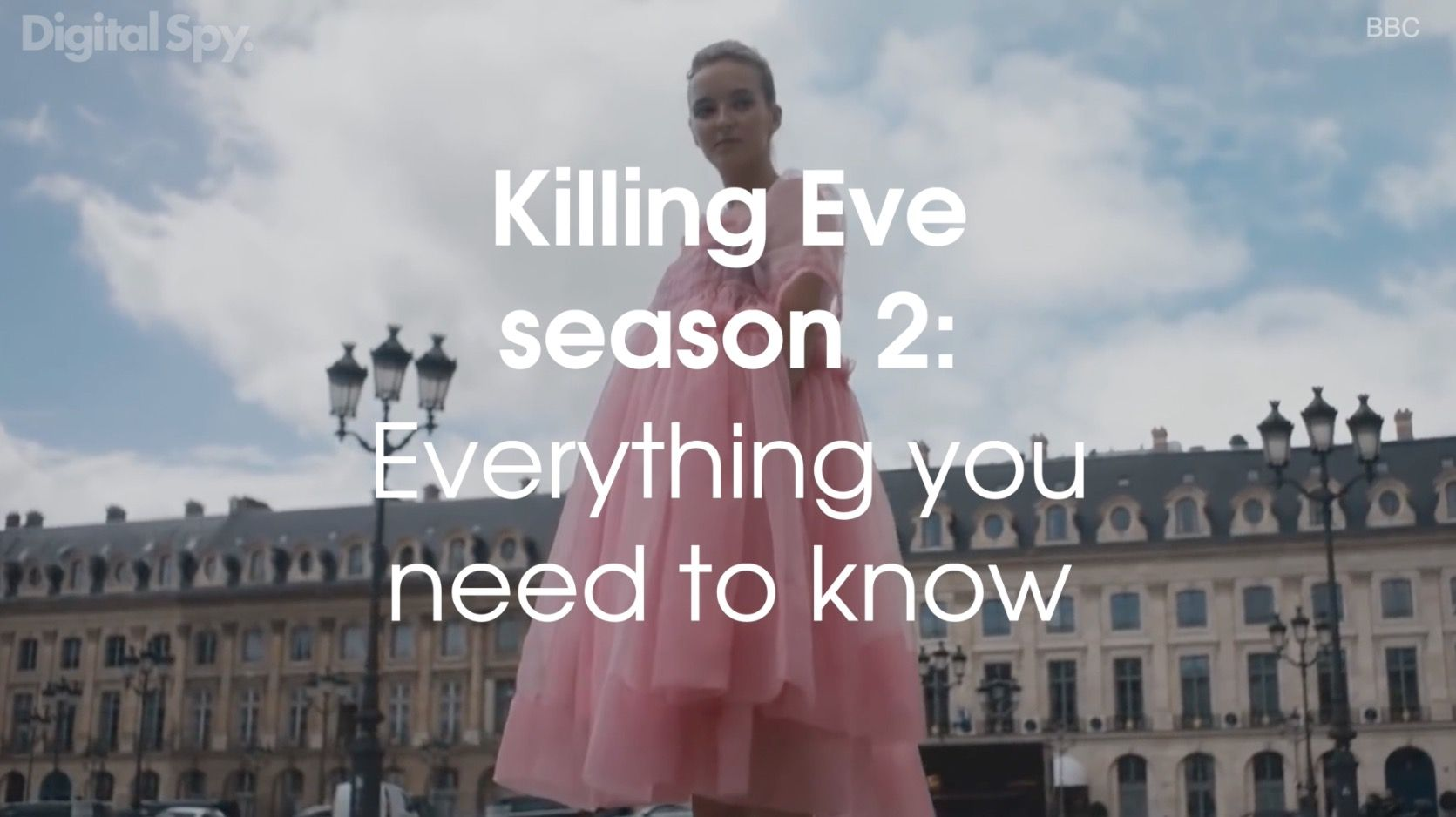 Killing Eve season 2: Air date, cast and everything you need to know