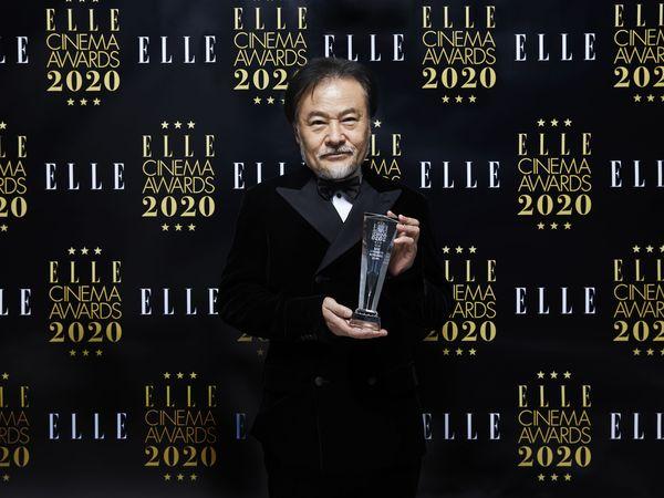 「エル ベストディレクター賞」は黒沢清監督! 次なる一歩へ確かな手ごたえ【ELLE CINEMA AWARDS 2020】