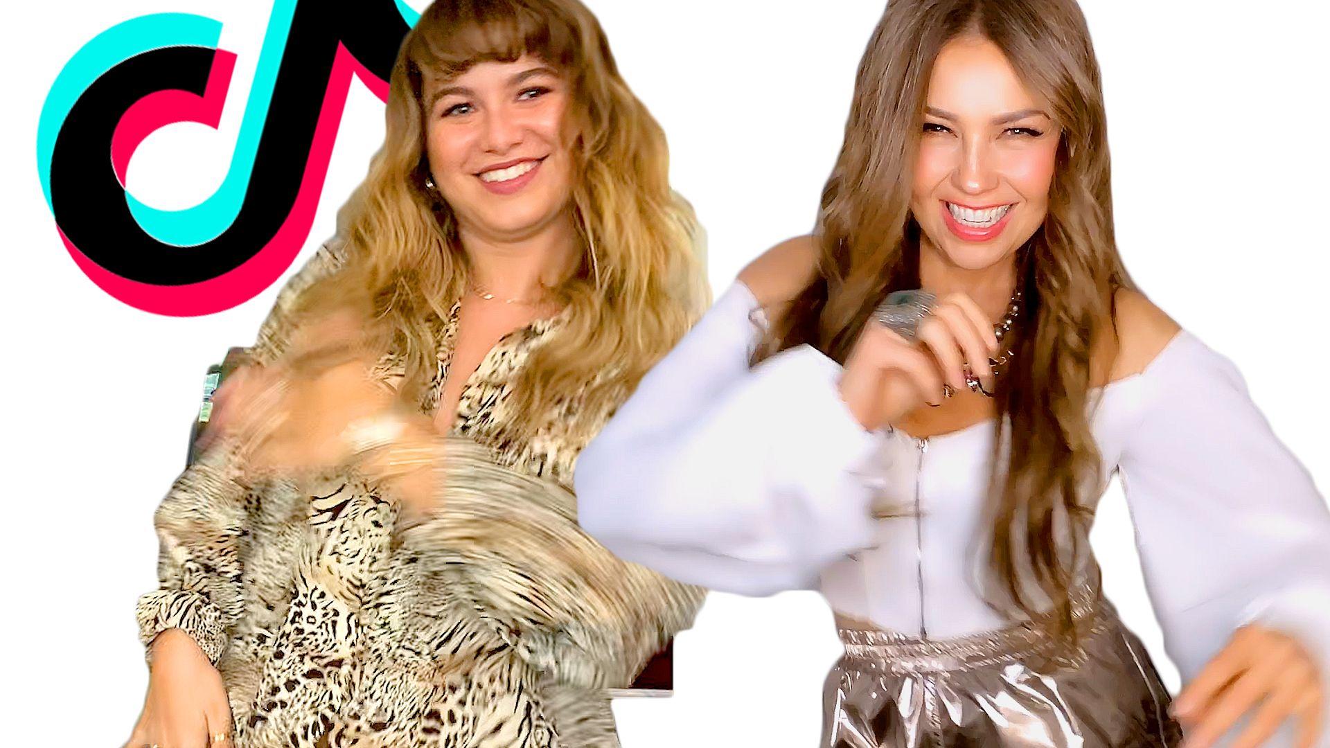 Which 'Latin Music Queens' Star Is the Better TikTok Dancer?