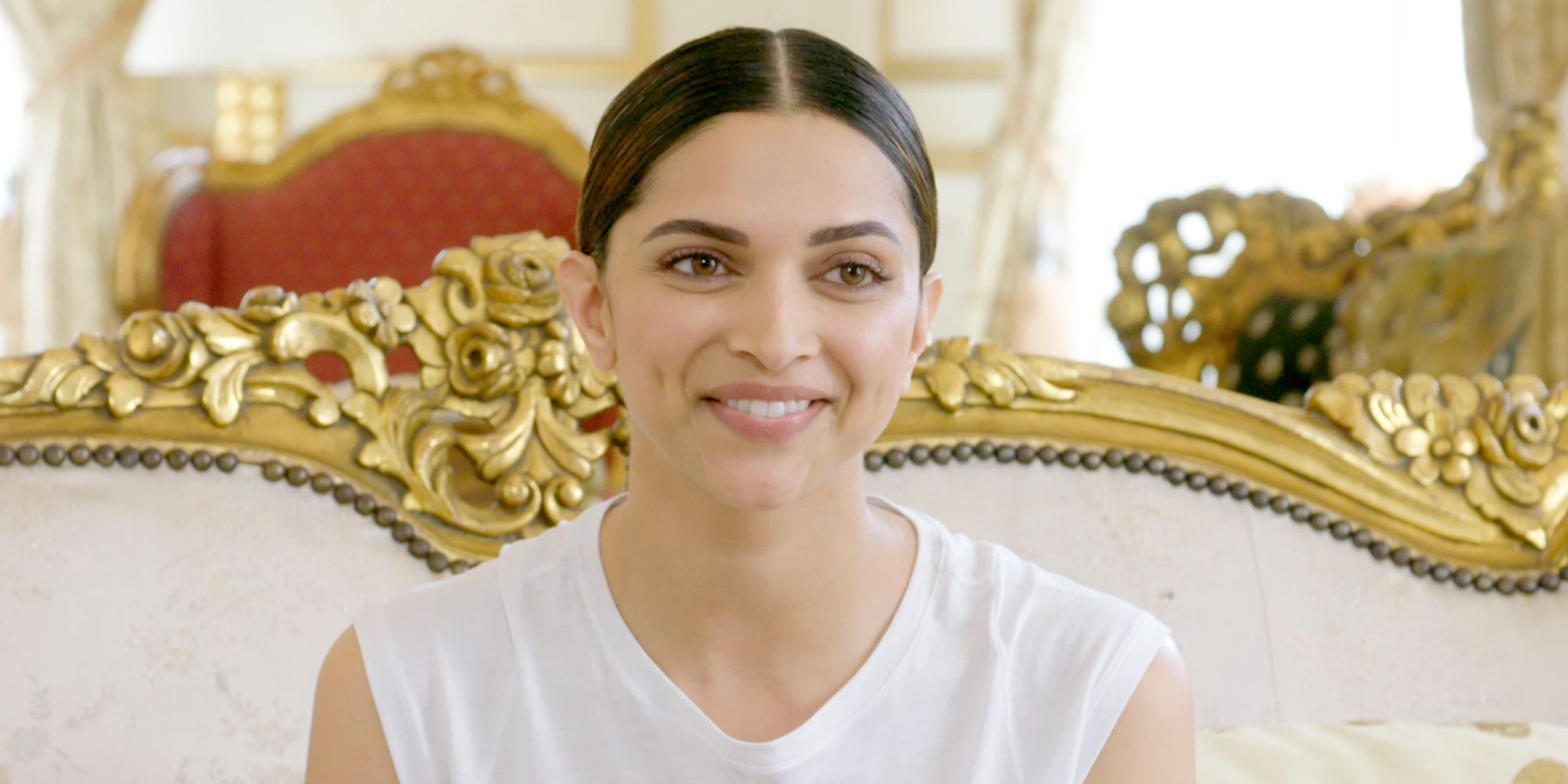 Deepika Padukone Landed Her First Movie Role Without Even Auditioning