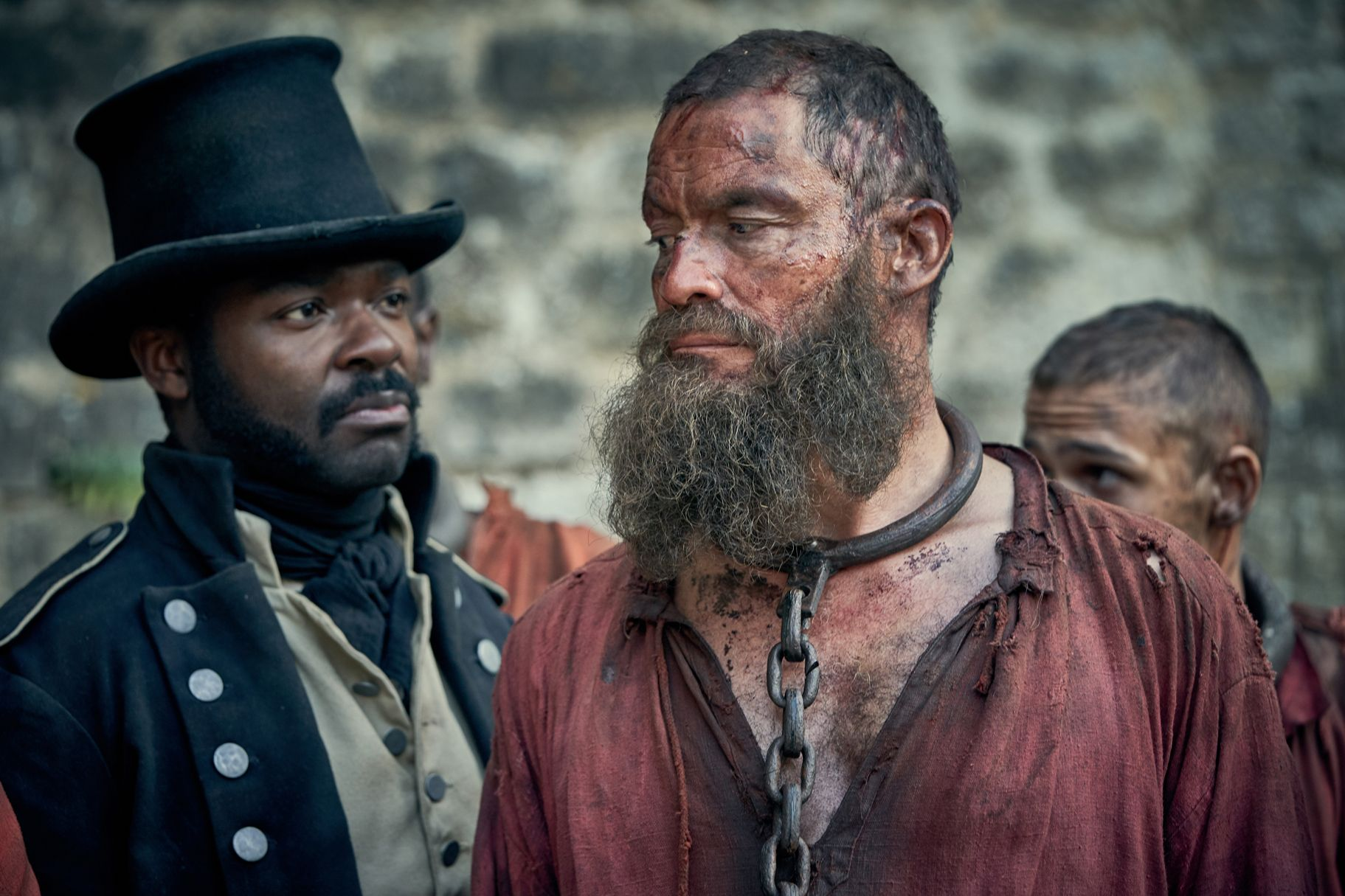 Ahead of the Les Misérables Finale, Lily Collins and David Oyelowo Reflect on the Series