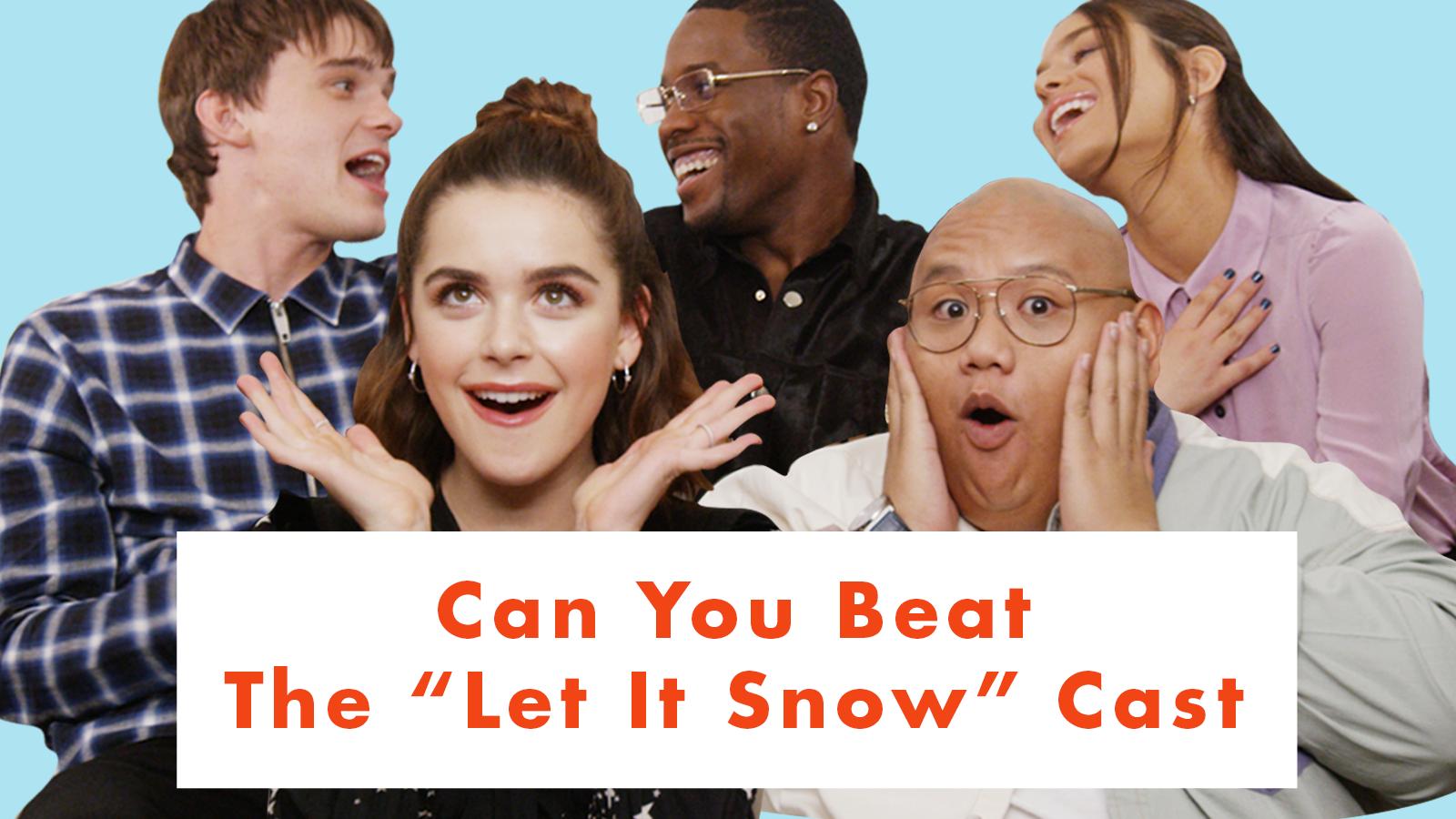 Watch Kiernan Shipka Crush Her 'Let It Snow' Castmates in Holiday Movie Trivia
