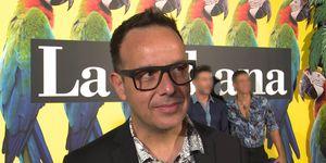 Àngel Llàcer, actor, Tu cara me suena, La jaula de las locas, Blas Cantó, Eurovisión, representante español Eurovisión,