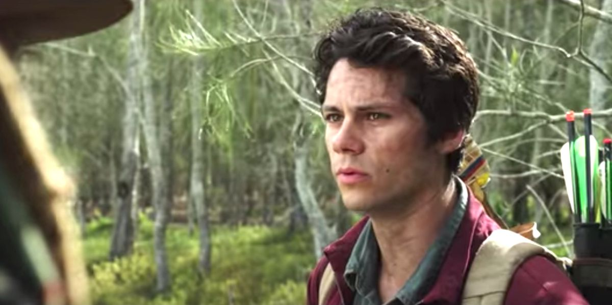Maze Runner S Dylan O Brien In First Look At Love And Monsters