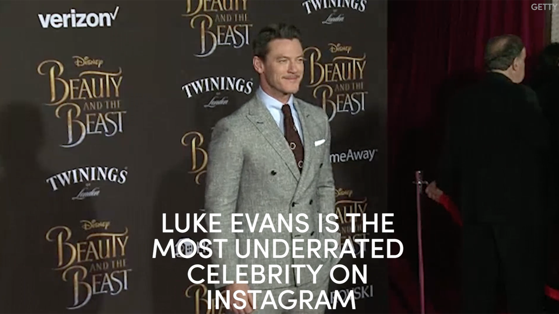 Luke Evans Shows Off His Pride—and Ripped Abs—in Instagram Thirst Trap