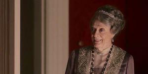 Maggie Smith, Downton Abbey movie