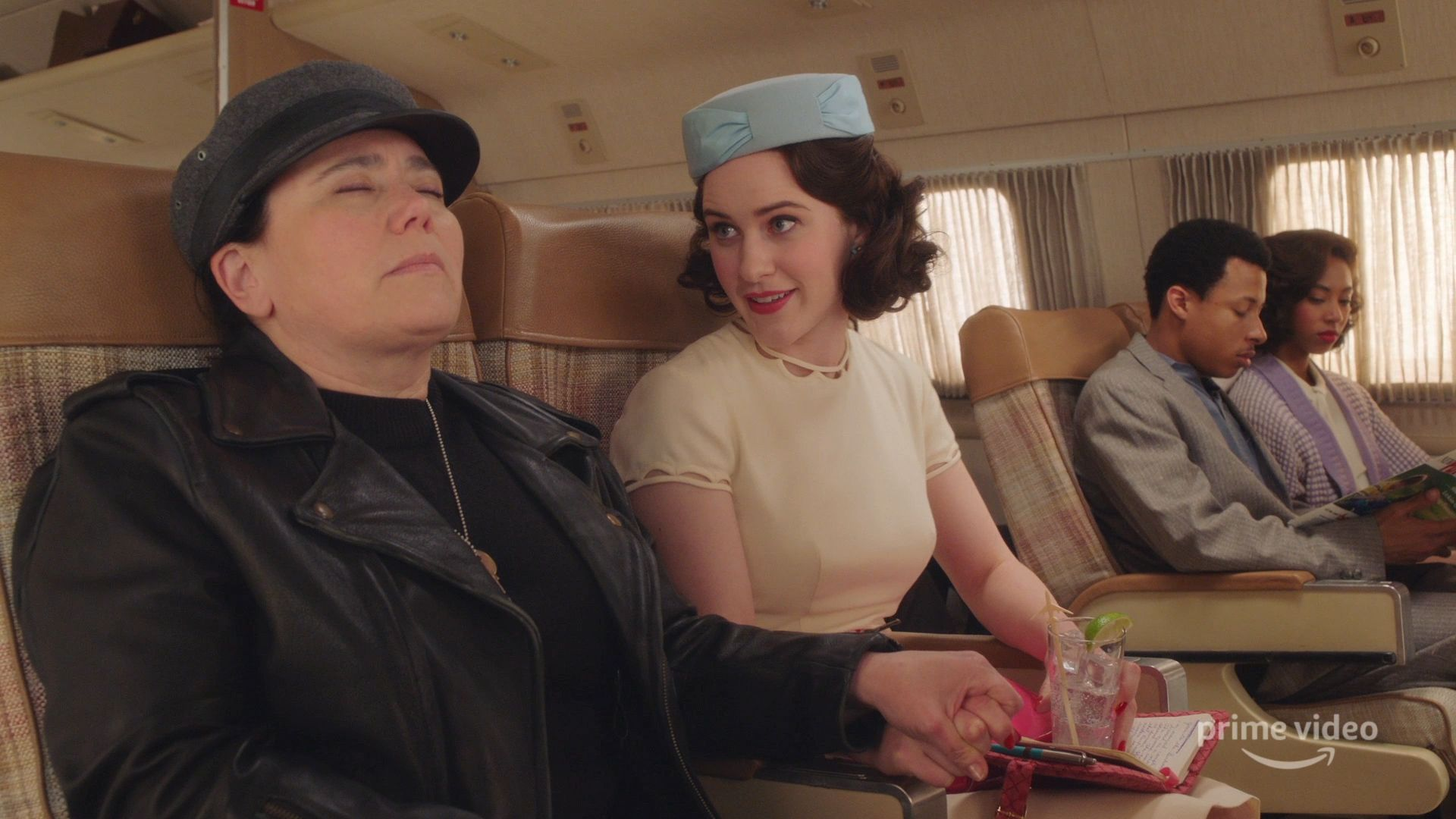 The Marvelous Mrs. Maisel Creators Explain Why Season Three Is a Show-Stopping Musical