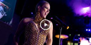 María Jesús, GH Dúo, Mi fuego single, videoclip Maria Jesús