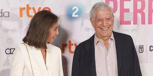 """Mario Vargas Llosa, Isabel Preysler, documental """"Mario y los perros"""""""