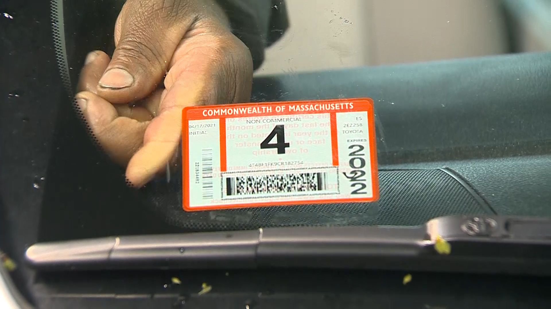 Massachusetts auto shop owner with downed inspection system feels 'betrayed'