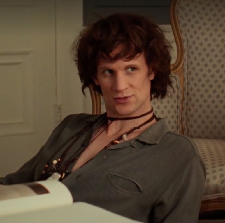 Doctor Who's Matt Smith defends playing a gay character in Mapplethorpe biopic