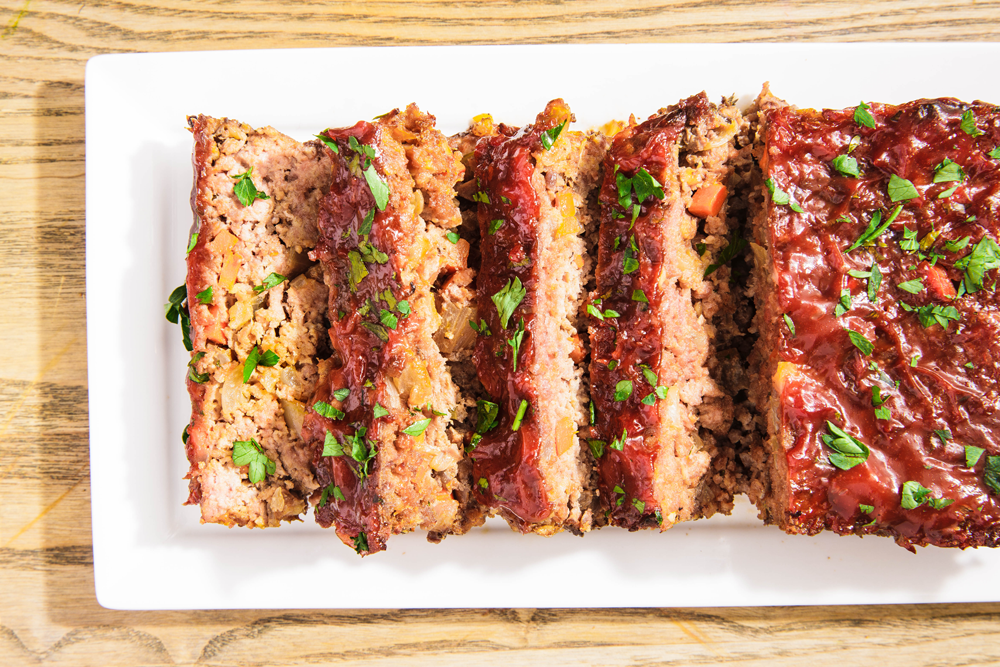 Best Classic Meatloaf Recipe How To Make Easy Meatloaf