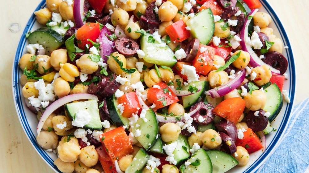 Image result for chickpea salad