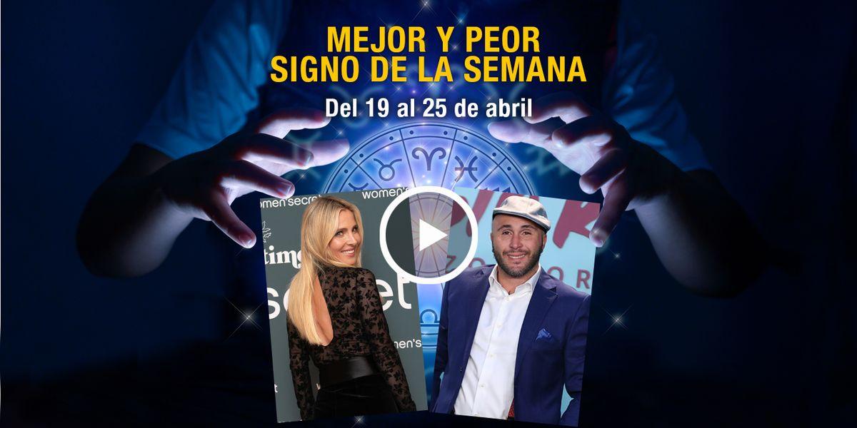 Elsa Pataky y Kiko Rivera, así les irá la semana según su signo del zodiaco