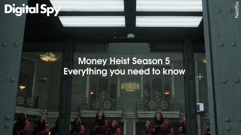 Money Heist season 5 on Netflix - Release date, theories and more
