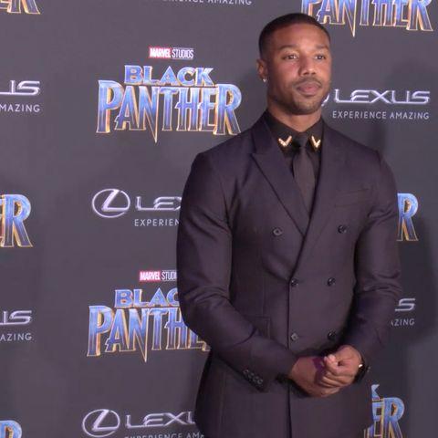 1d08090dda7 Michael B. Jordan Saw Therapist After Playing Killmonger in 'Black Panther'