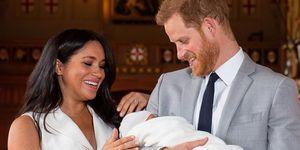 Baby Sussex, Harry, Meghan, Principe Harry, presentación hijo duques de Sussex, Duques de Sussex