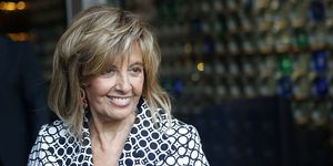 Maria Teresa Campos, Periodista,  presentadora televisión, madre de Terelu  Terelu Campos,