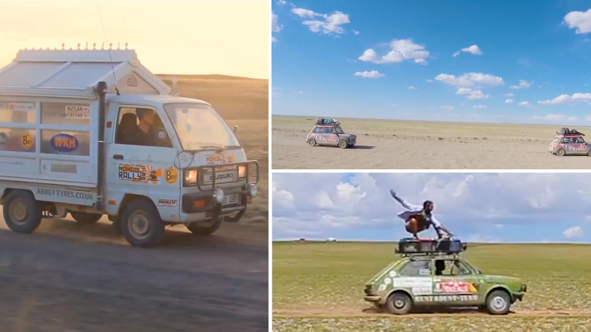 What I Learned On My 10,000-Mile Road Trip From London to Mongolia