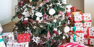 Cómo montar un árbol de Navidad