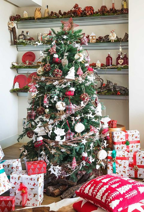 Cómo Montar Un árbol De Navidad Desde Cero Ideas Y Trucos